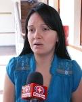 La dirigente del PSUV Neidy Liscano