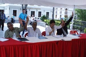 Los diputados sesionaron y rechazaron la sanción de EE.UU contra Pdvsa