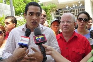 """Díaz no detalló la cantidad de personas que esperan sumar a la organización. Sin embargo, aseguró que """"serán miles los nuevos inscritos"""" en Yaracuy"""