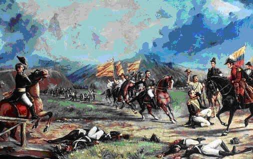 Dibujos para colorear del 12 de febrero batalla de la victoria ...