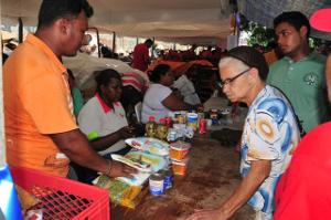 1. Mega jornada de mercal benefició más de 5 mil personas