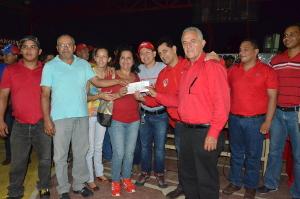 Más de 3 millones de bolívares destinados a ejecución de proyectos