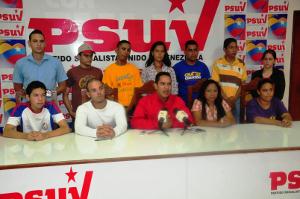 Juan Díaz aseguró que la juventud apoya las medidas económicas
