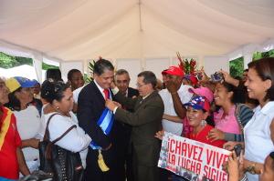 Alcalde Alex Sánchez fue juramentado por la junta municipal