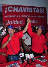El Gobernador aseguró que el 8 de diciembre Peña le cumplirá al comandante Hugo Chávez
