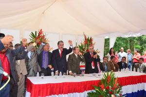 Juramentan nuevos regidores del municipio San Felipe