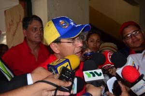 El primer mandatario regional reconoció el civismo del pueblo