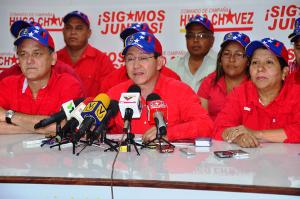 FOTO 3Gobernador Julio León felicitó al pueblo yaracuyano