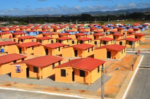 102 casas fueron entregadas en todo el territorio yaracuyano
