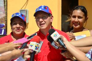 Gobernador Julio León