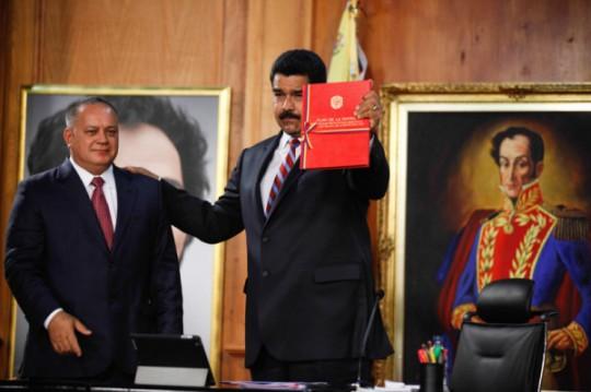 Foto: Cortesía de Prensa Presidencial