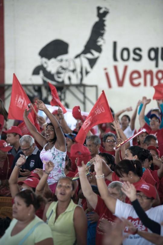 Foto: Prensa CC Bolívar-Chávez