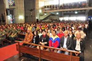 Gobierno regional conmemoró la memoria del Comandante Chávez
