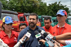 Guy Vernaez presidente del FCI y secretario general del CFG