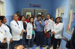 Francisco Armada Ministro del Poder Popular para la Salud