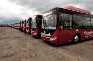 Bus Yaracuy contará con 35 unidades las cuales tendrán una capacidad de 40 y 60 pasajeros