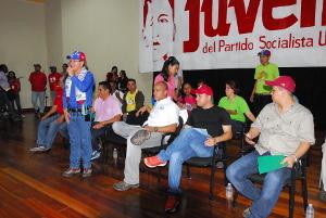 Coordinador regional del Psuv Julio León