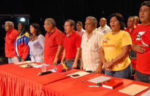 35 delegados al congreso