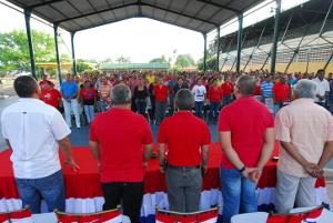 31 UBCH del municipio Independencia participaron en la actividad