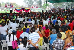 Asamblea ideológica del PSUV