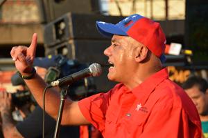 El vicepresidente del PSUV