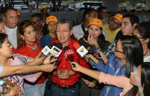 Precandidatos del PSUV a la AN en Lara