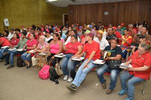 Los CLP presentaron propuestas para reforzar la cohesión política
