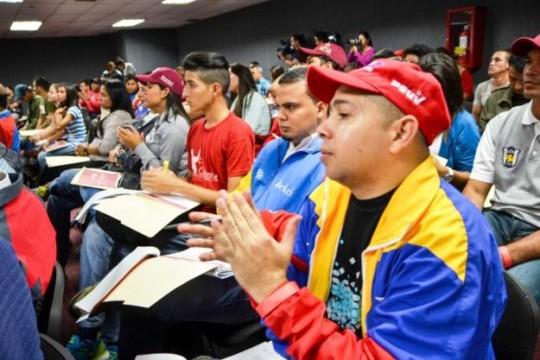 Foto: PSUV/Jesús Vargas
