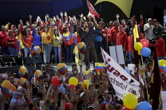 Fotos: PSUV