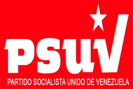 Comunidado: PSUV saluda nuevo gabinete de gobierno