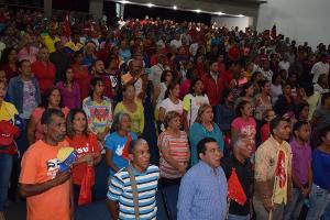 Militancia en Teatro Jacobo Ramírez