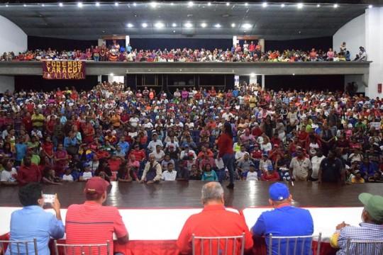 Fotos: Comando Hugo Chávez